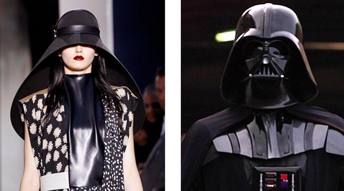 Balenciaga e Star Wars: tudo a ver